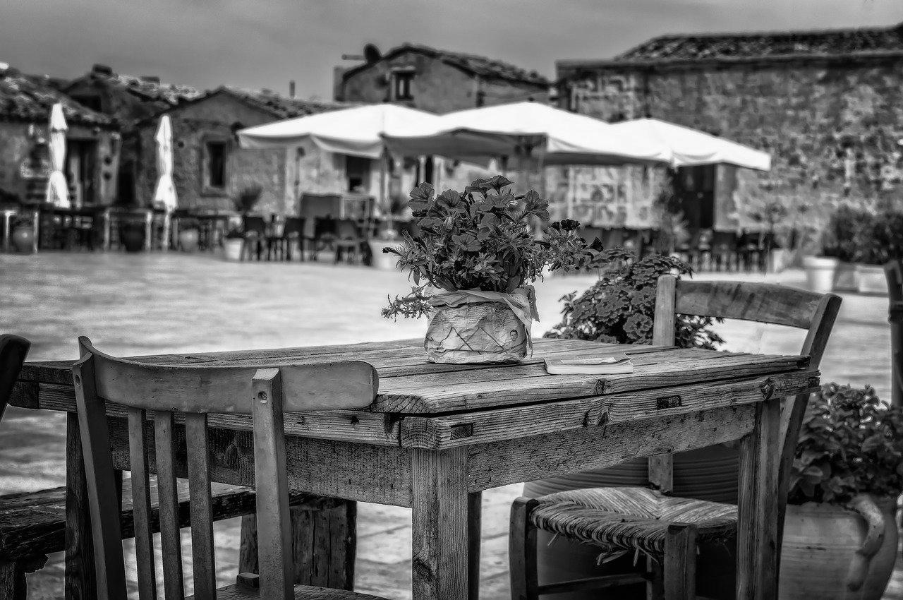 Terrasse en béton dans le département Rhône